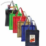 XXL Recycled Grocery Tote Bag