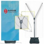 Y Banner Stands