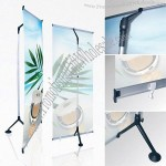 Y-shape Banner Stand