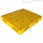 Yellow Heavy Duty Pallet 1200x1000x155mm