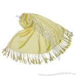 Yellow Rayon Scarves
