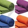 Yoga mat towel.