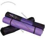 Yoga Mat With Carry Bag With Adjustable Strap