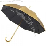Ziggo Gold Umbrella