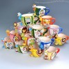 Zoo! Cartoon Animal Ceramic Mug Cup